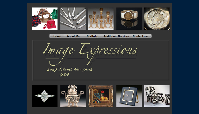 Image Expressions Website