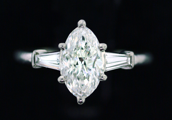 diamond ring Product Photography
