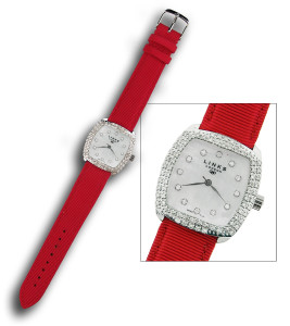 Links Diamond watch