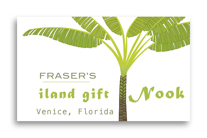 Gift Nook Business Card