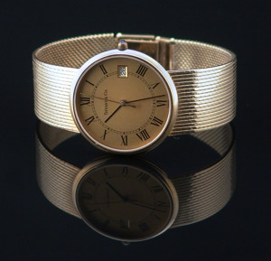 Ben Bates Creative Tiffany Watch