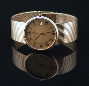 Tiffany watch sample