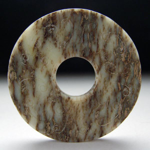 Carved circle Object