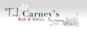 TJ Carney's Logo