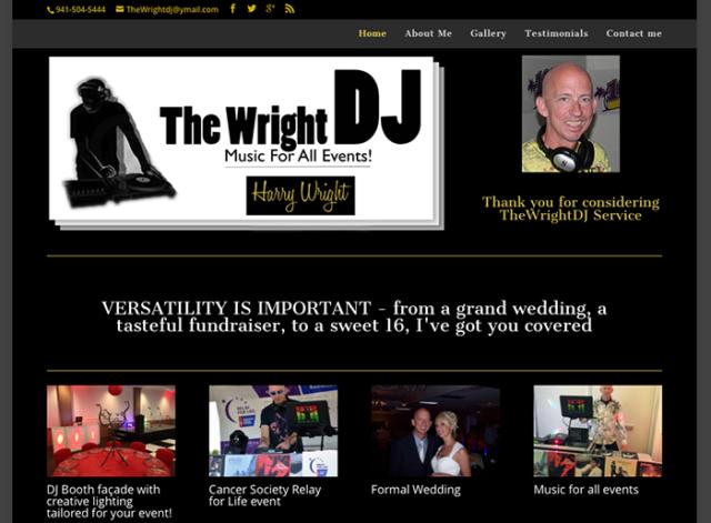 DJ Harry Wright