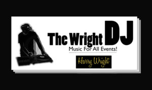 DJ Harry Wright Header