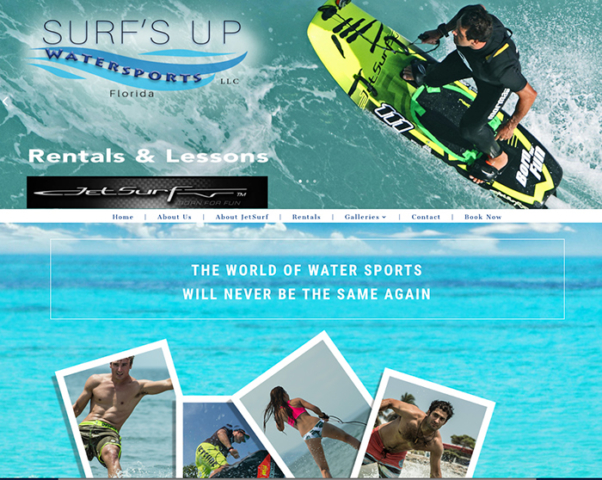 Surf's Up Water Sports
