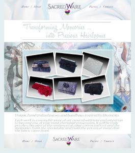 Sacred Ware Designer Handbags