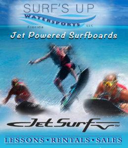JetSurf Motorized Surf Board Promo