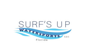 Surf's Up Water Sports Florida Logo